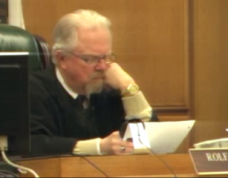 Judge Rolf Treu, Photo from LA School Report